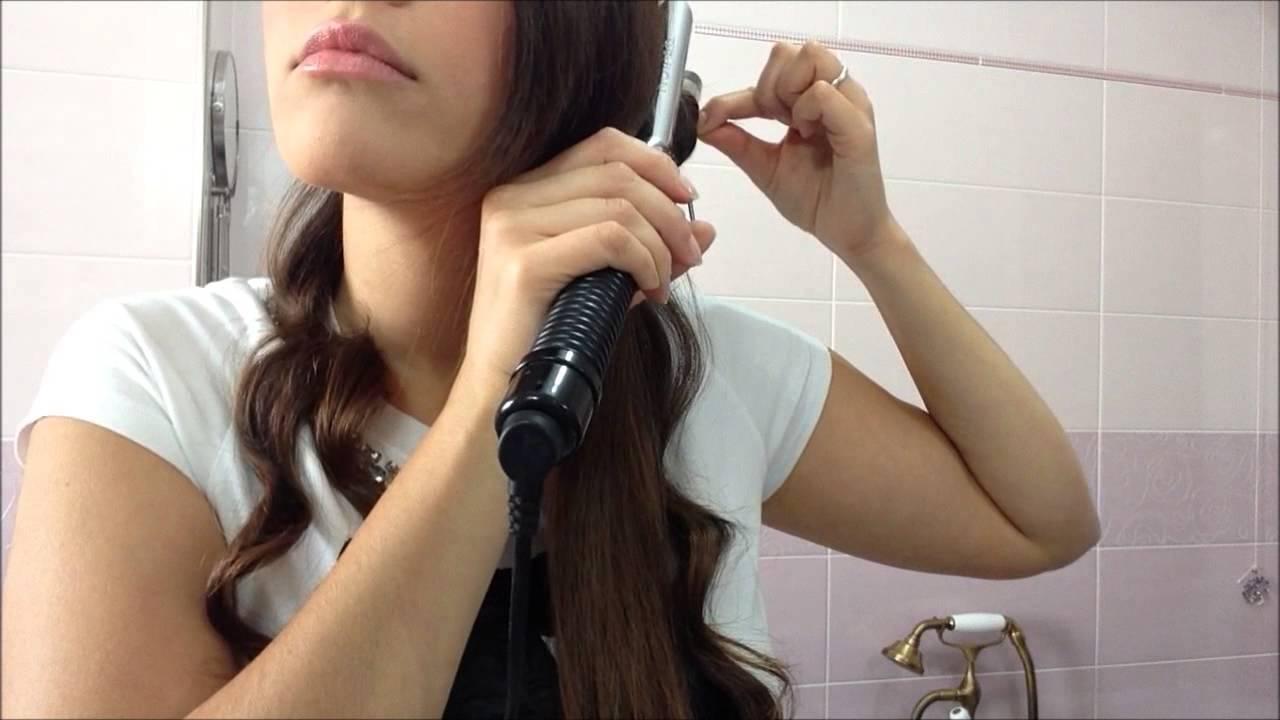 HAIR: Tutorial Onde Morbide - YouTube