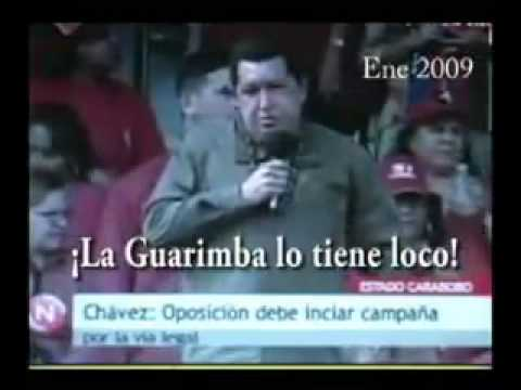 2009/077 LA GUARIMBA LO TIENE LOCO - VERSION COMPLETA.mp4