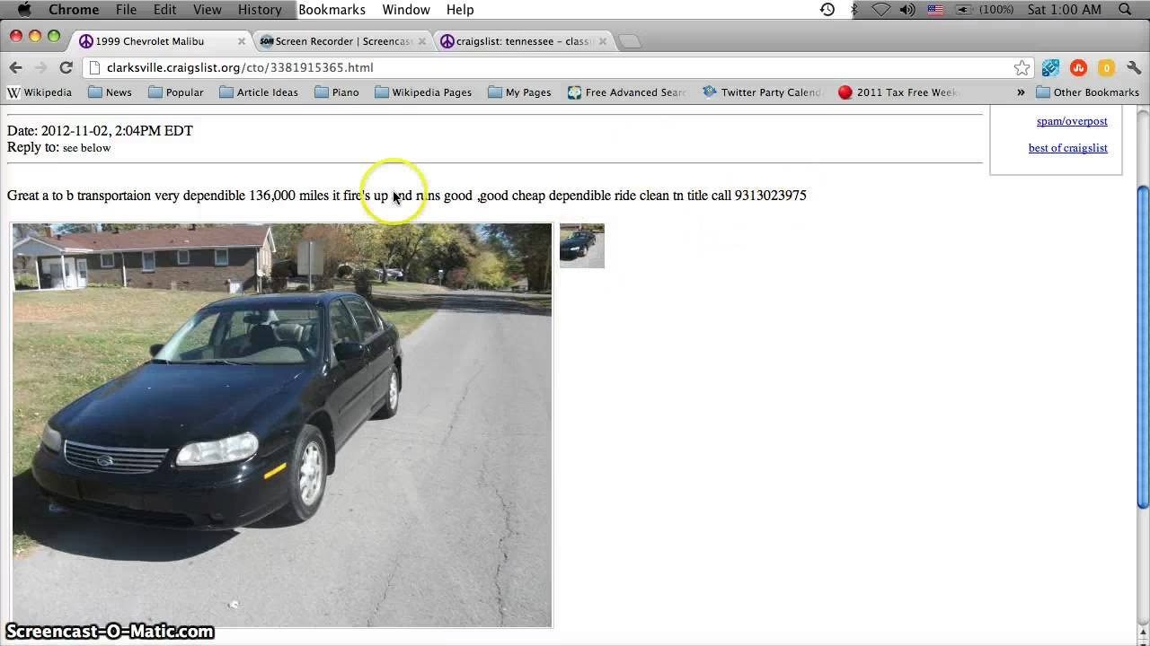 Craigslist Handicap Vans For Sale By Owner Autos Post
