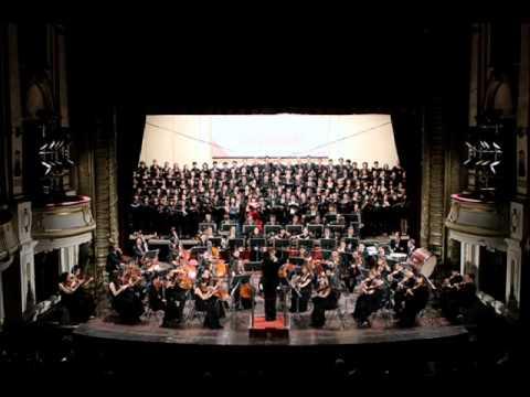 Dàn nhạc Giao hưởng Việt Nam (VNSO) - Người về đem tới ngày vui (Trọng Bằng)