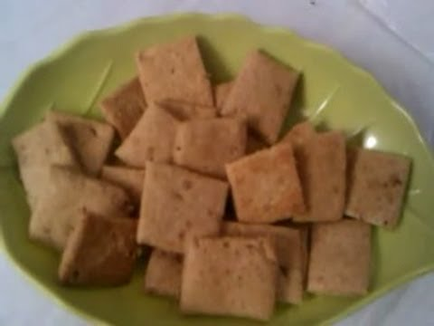 WHEAT FLOUR BISCUIT(WITHOUT OVEN )