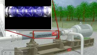 Wood Group Surface Pumping System 3D Animation
