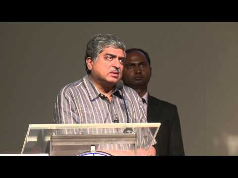 Nandan Nilekani on Democracy