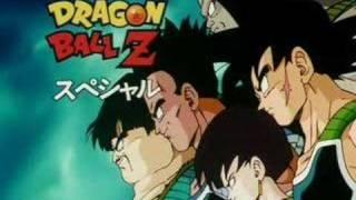 Dragon Ball Z:El Tema De Bardock(musica)