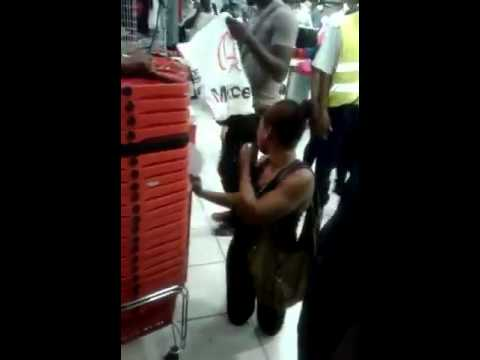 Legion ladies stole under panties at Accra Mall?