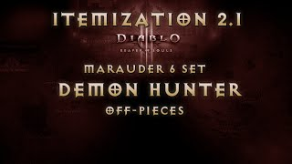 [Guide] Diablo 3 Reaper Of Souls Demon Hunter Marauder 6