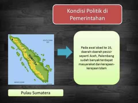 Kehidupan Masyarakat Indonesia Pada Masa Islam IPS SMP Kelas VII
