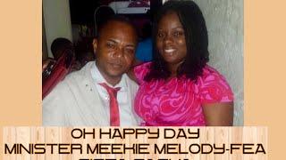 *NEW*SISTA SASHA & MEEKIE .O HAPPY DAY REGGAE GOSPEL 2013