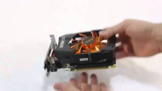 Zotac Geforce GTX 650 Ti AMP! Edition Unboxing And