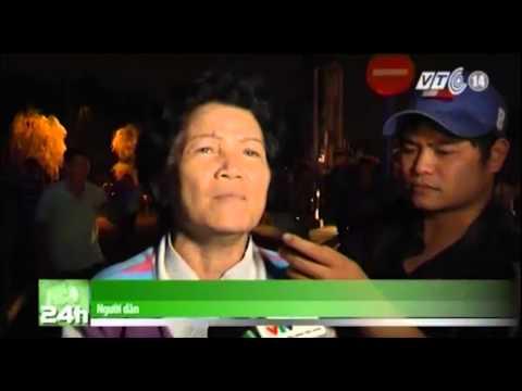 VTC14_TPHCM: Cháy lớn nhiều căn nhà ngay khu vực trung tâm