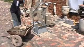 Concrete Blocks Machine BLOX-2 MINI DIY (Do It Yourself