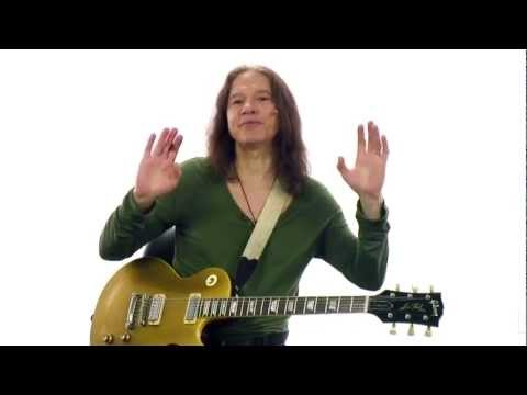 Robben Ford Guitar Lesson Crafting A Solo Blues