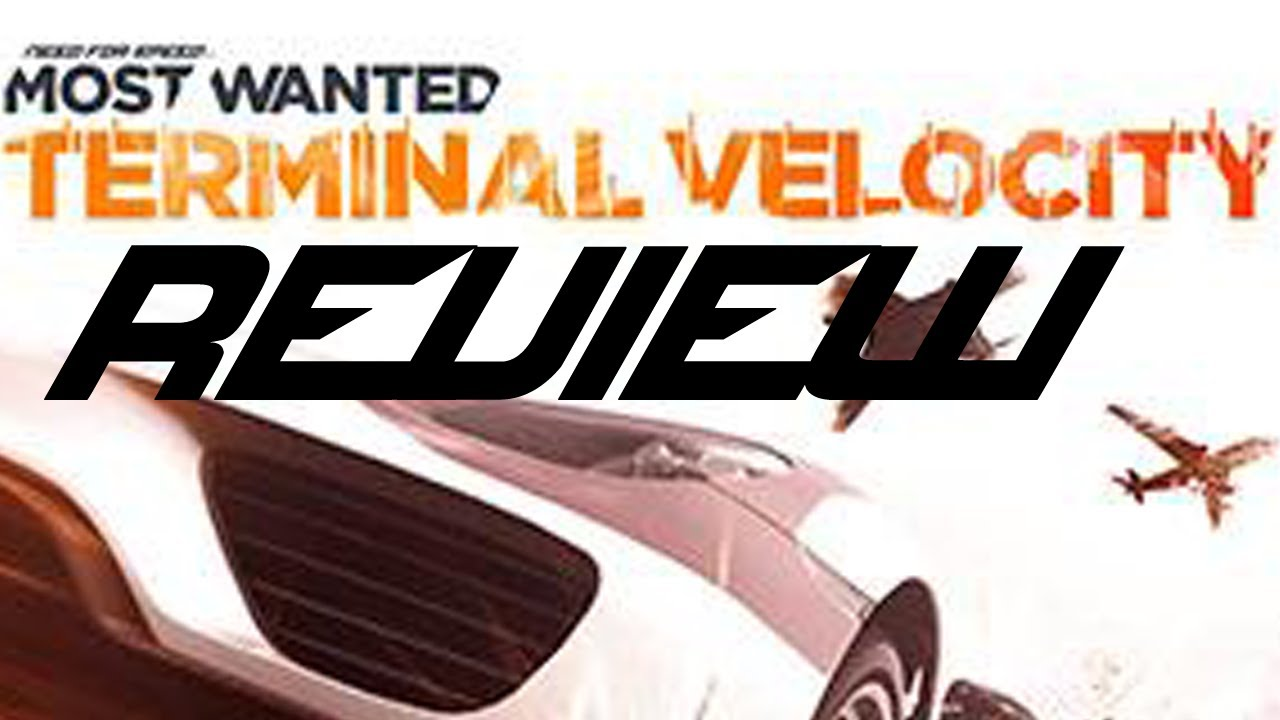 Need For Speed Most Wanted Terminal Velocity DLC Review ...