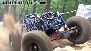FORD POWERED SINGLE SEATER MAKES A GREAT ATTEMPT. MadRam11 Багги Видео. Buggy Video.