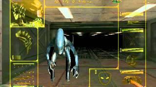 Atari Jaguar Longplay [02] Aliens Vs Predator (Part 1 Of 2