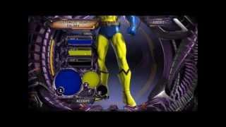 DC Universe Online Comics Wolverine Character Creation