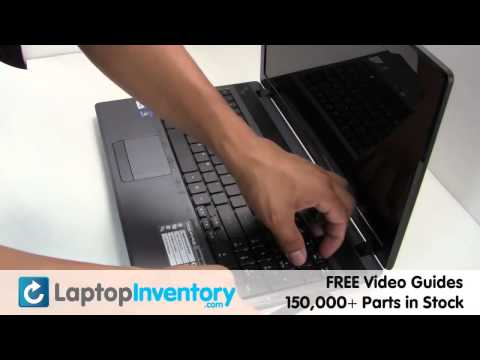 Acer Aspire 7736 5536 Keyboard Replacement, Install, or Upgrade Guide