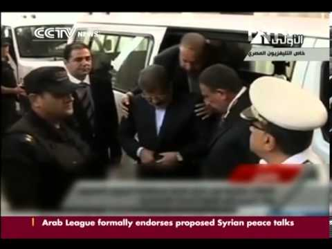 Morsi to be moved to prison in Alexandria