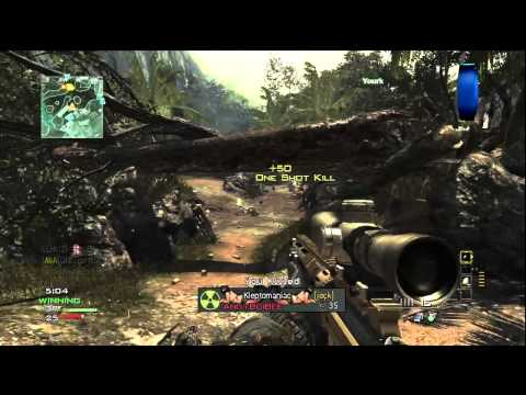 """MW3 Gameplay"" - MSR Sniper LIVE with Ali-A! - (Call of Duty Modern Warfare 3 Multiplayer), New MW3 sniper gameplay with the MSR live! Want to see more live Modern Warfare 3 gameplay, maybe 3 or 4 games in a row? Click the Like button - Thanks! Join..."