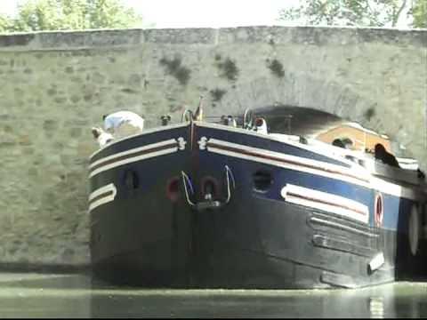 Canal du Midi Cruise Croisière /PénicheAlégria PontCapestang