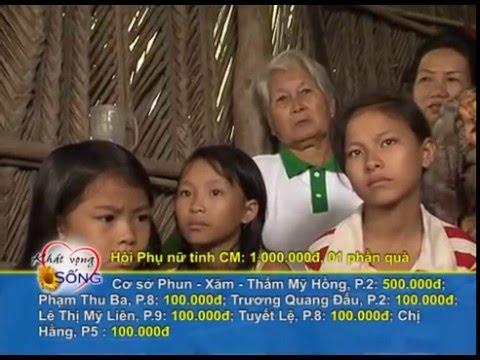 KVS Năm 3 (CT. Số 50) Hoàn cảnh gia đình anh Trần Văn Sơn, Cà Mau
