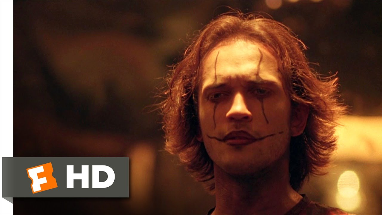 The Crow: City of Angels (7/12) Movie CLIP - Do You Want ...