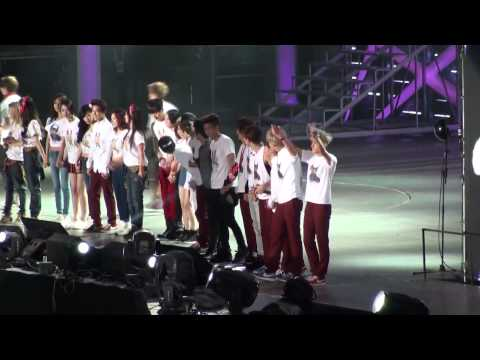 [KaiTalkpanda] 131019 EXO (Kai) focus - SMTOWN Beijing ending