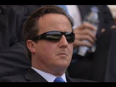 David Cameron most evil
