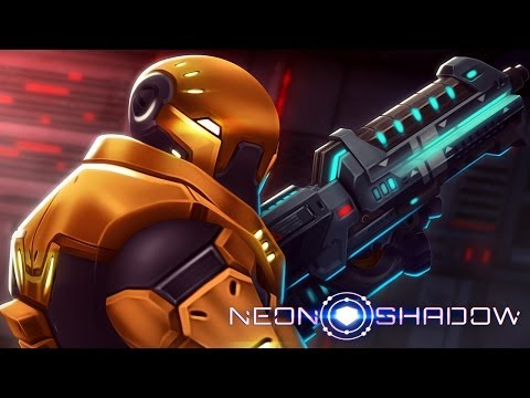 Neon Shadow - Android - HD Gameplay Trailer