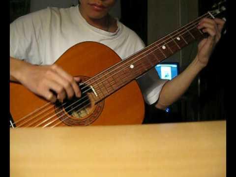 Tuổi Đá Buồn (guitar solo )