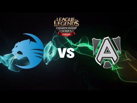 [30.07.2014] ROC vs ALL [LCS EU Hè 2014]