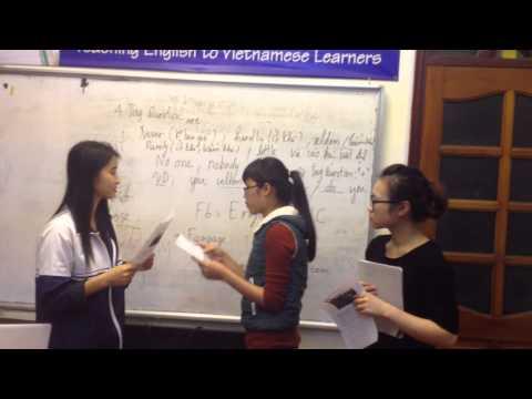 Học tiếng Anh qua tranh đoán nội dung câu chuyện -Buổi 4 lớp Mất Gốc 35