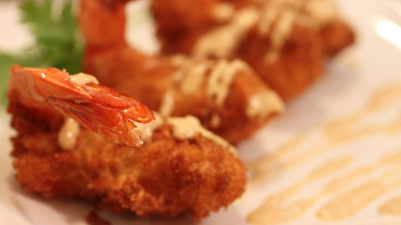 Tempura Dipping Sauce Recipe - Sauce for Shrimp - YouTube