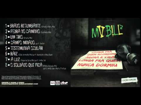 MV BILL CD Completo REMIX Vitória pra quem acordou agora e vida longa pra quem nunca dormiu
