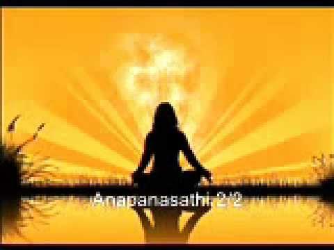 Anapanasathi 2 of 2