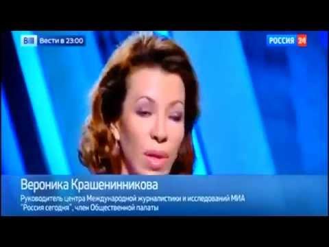 Вероника КРАШЕНИННИКОВА  -  ЛИТВА и ПОЛЬША вводят войска на УКРАИНУ