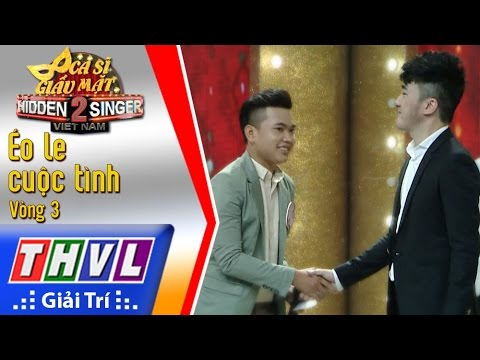 THVL | Ca sĩ giấu mặt 2016 - Tập 13 [10]: Dương Ngọc Thái | Vòng 3: Éo le cuôc tình