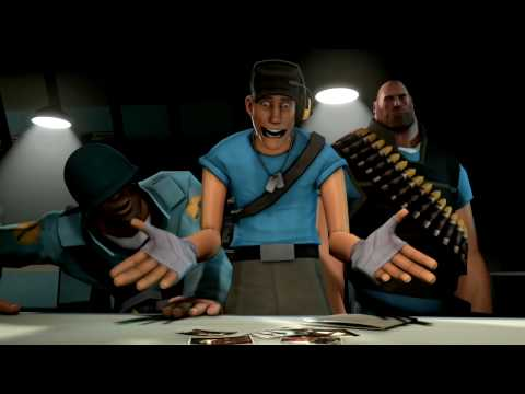 Can Can Fortress2[Trashed Project]