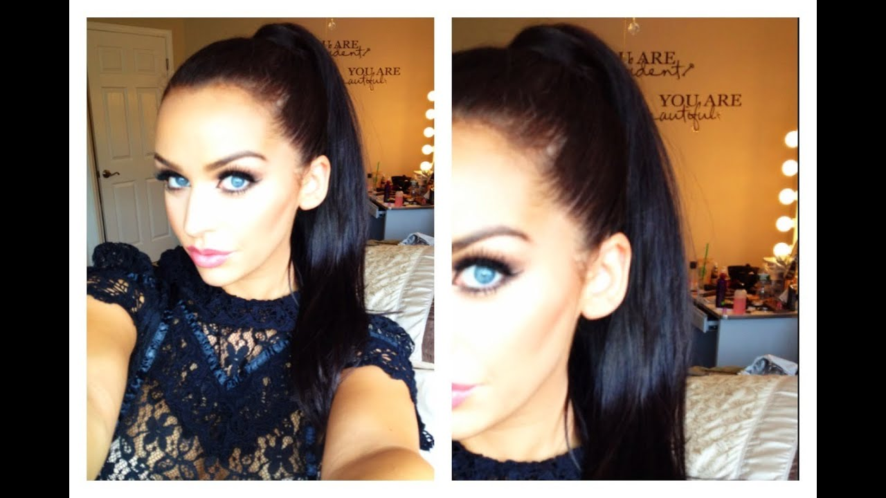 Youtube Hair Extension Ponytail 104