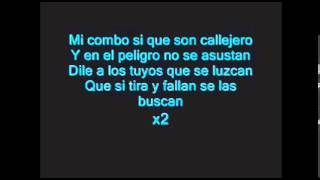 Combo Callejeroplan B Ft ñengo Flow , Cosculluela