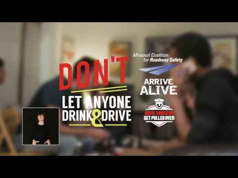 Don't Let Anyone Drink and Drive
