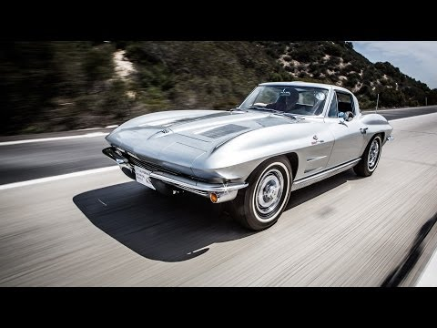 1963 Corvette Stingray - Jay Leno's Garage