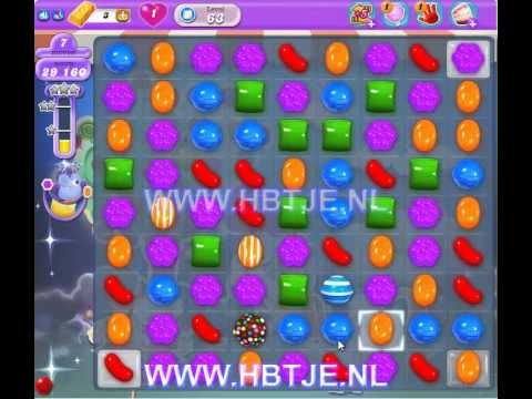 Candy Crush Saga Dreamworld level 63
