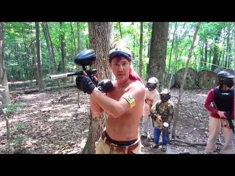 How To Play Paintball: Beginner Tip - Hold Your Fire!