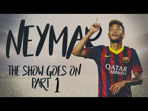 Neymar 2011 - The Show Goes On - HD