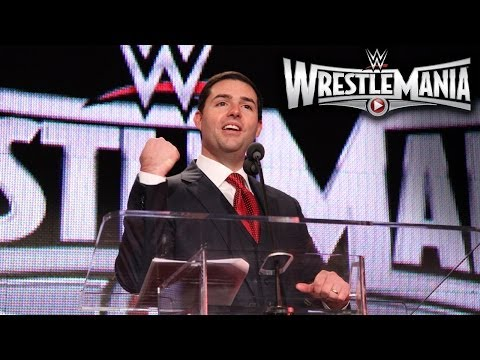 San Francisco 49ers Owner and CEO Jed York is excited for WrestleMania 31