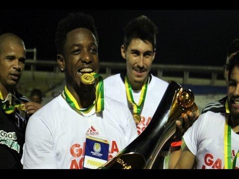 River-PI 0 x 0 Botafogo-SP - Campeonato Brasileiro Série D - 2015
