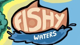 fishy waters walkthrough, guide and cheats