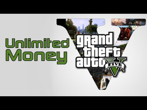 GTA V: Infinite / Unlimited Money (Tutorial)