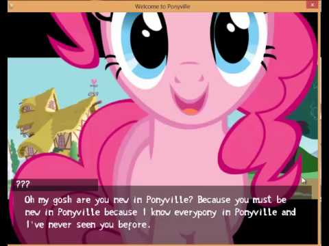 H.O.B plays welcome to ponyville act 1 part 1